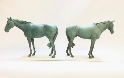 Frippy Jameson , Double racehorse