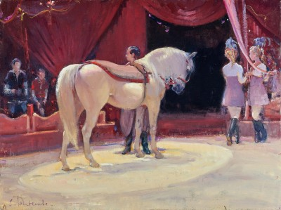 Susie Whitcombe , Duffy's circus
