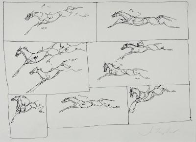 Jo Taylor, Winged Horses