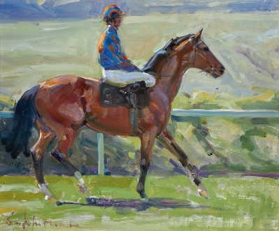 Susie Whitcombe , Mogul, The Gordon Stakes, Goodwood