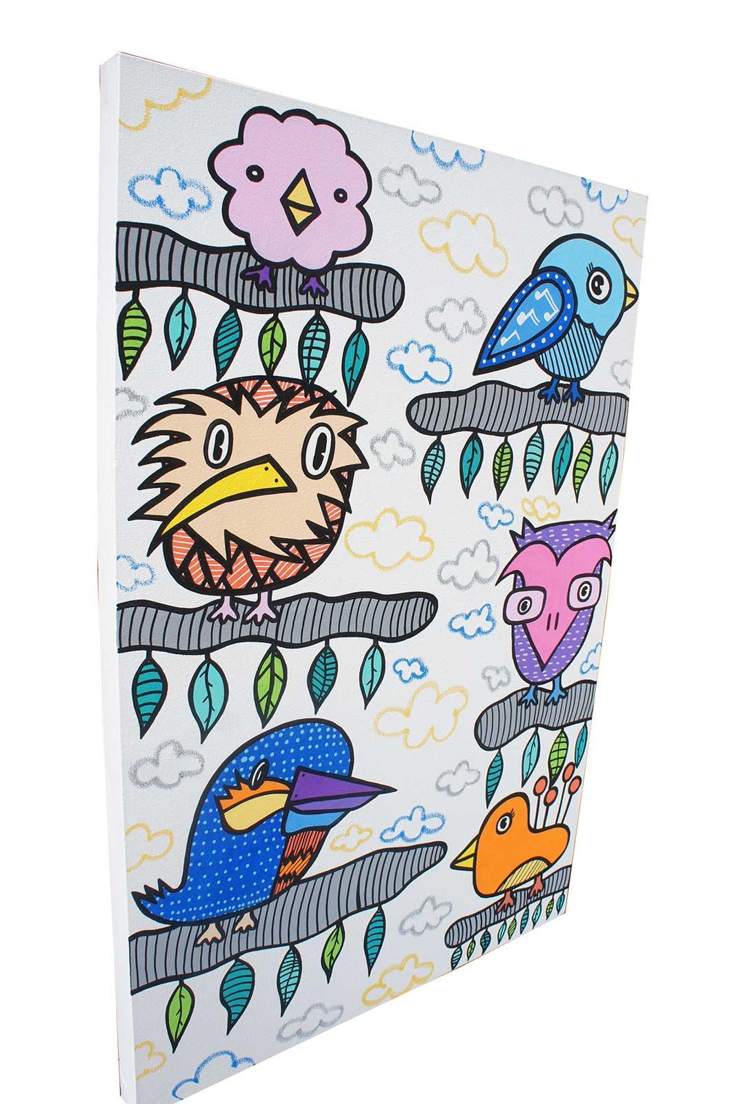 Six Birds