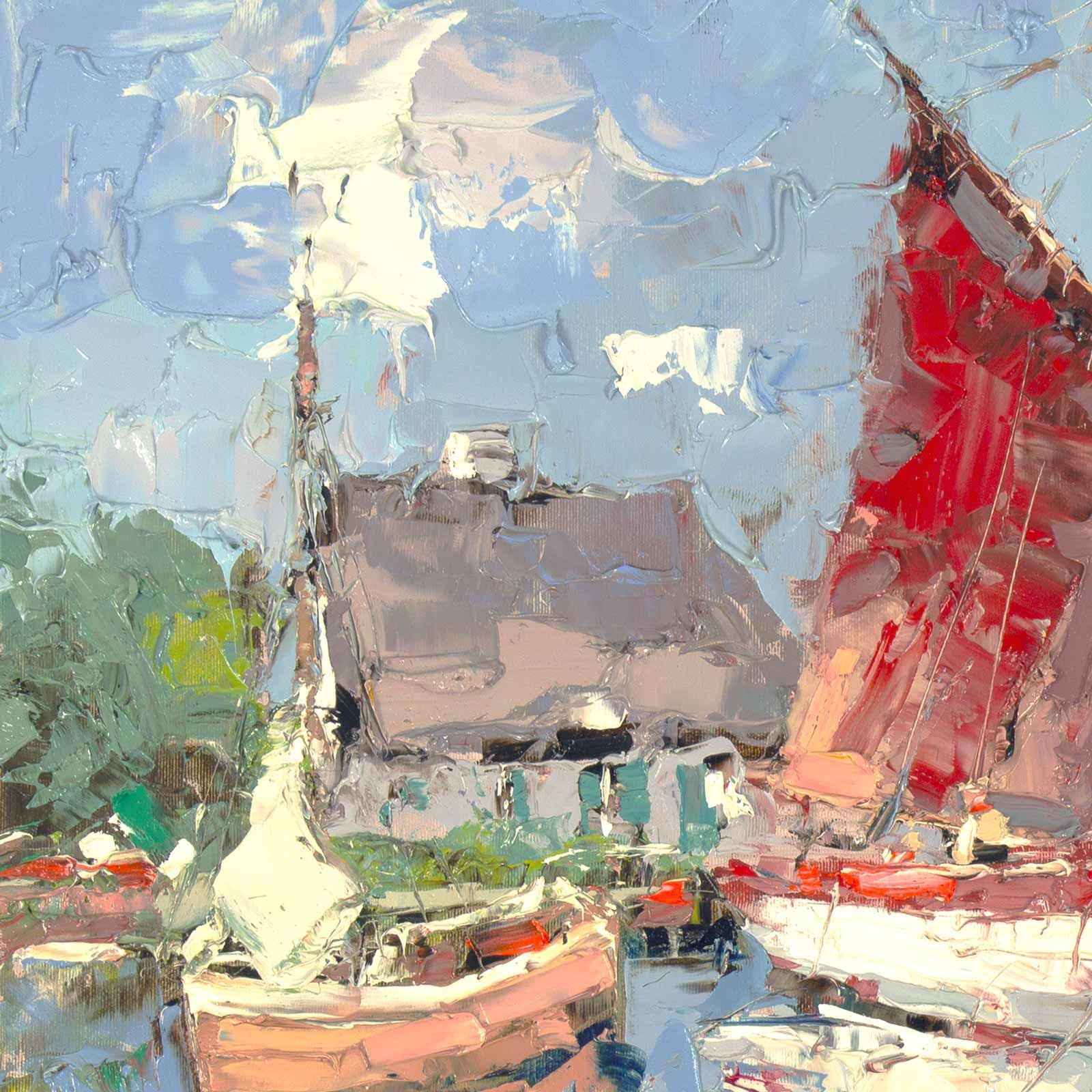 Harbour Sails