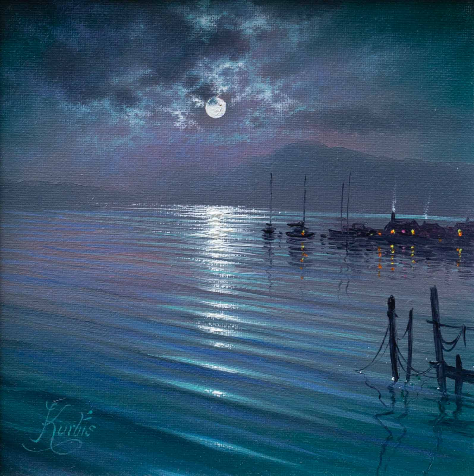 Nocturne Reflections