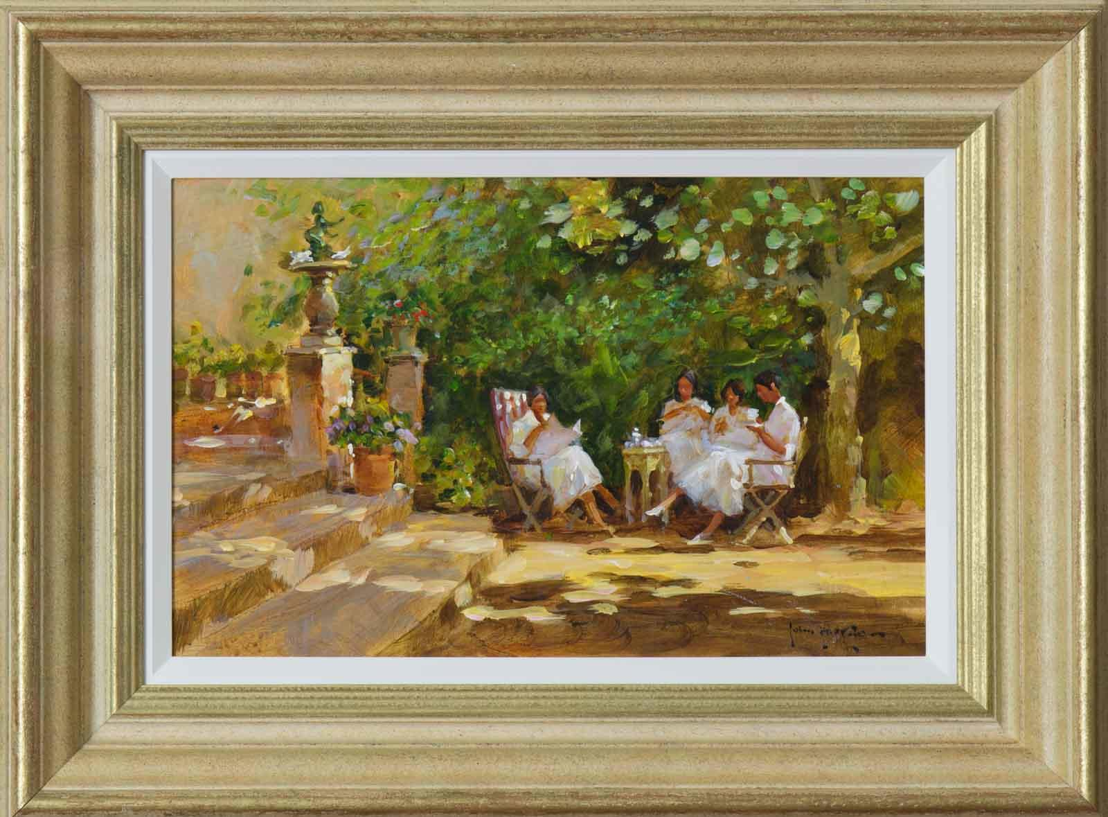 Garden Lunch, Seville