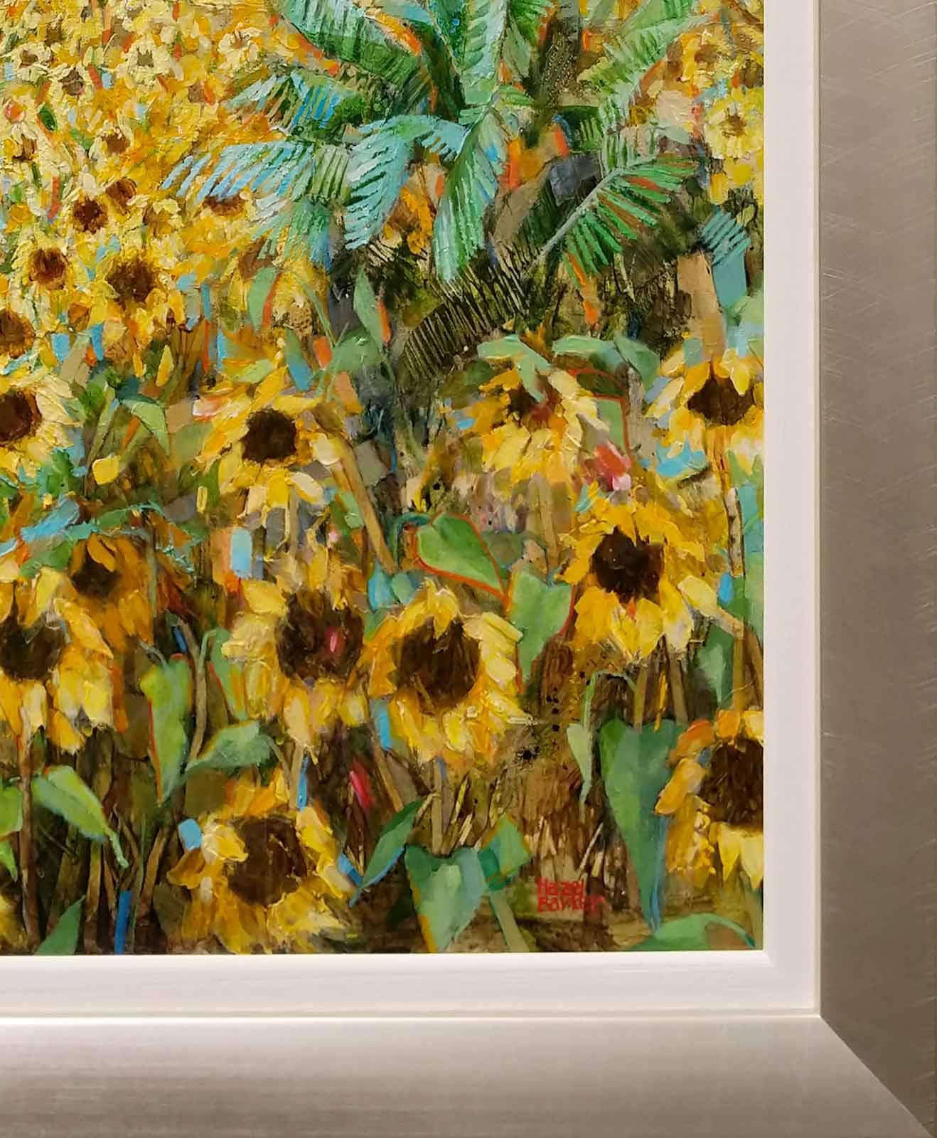 September Sunflowers Tuscany