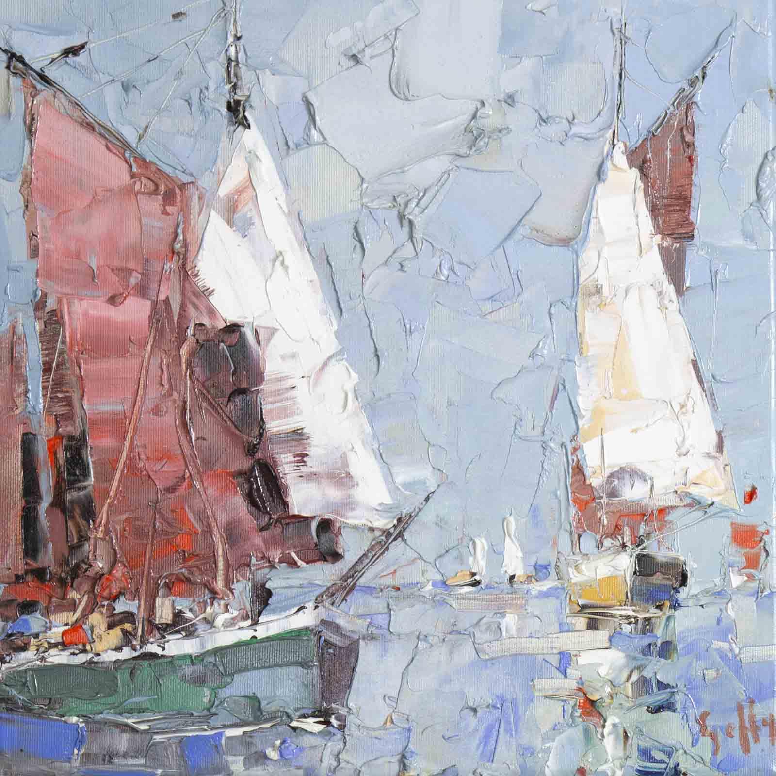 Sailing Study I
