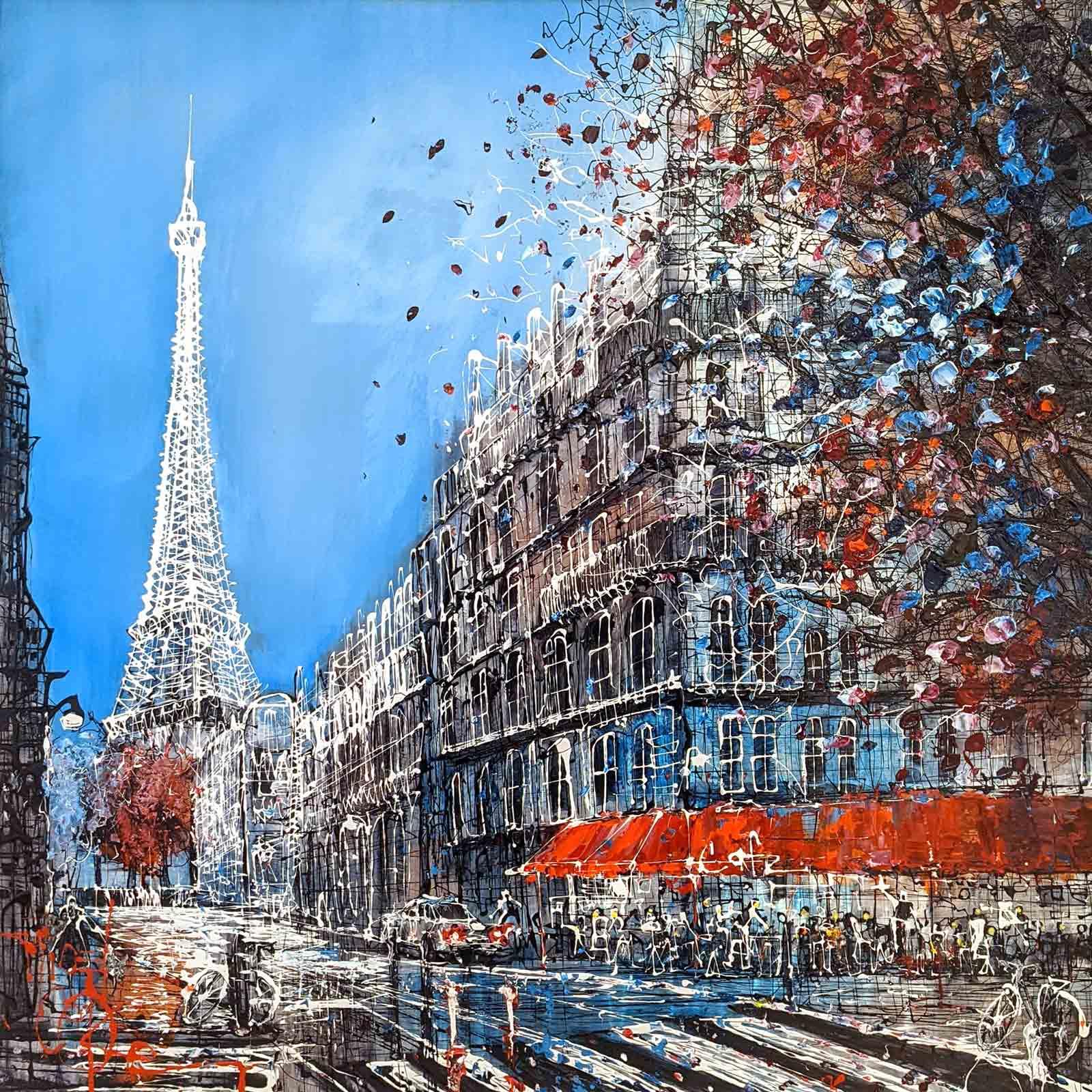 Parisian Winter