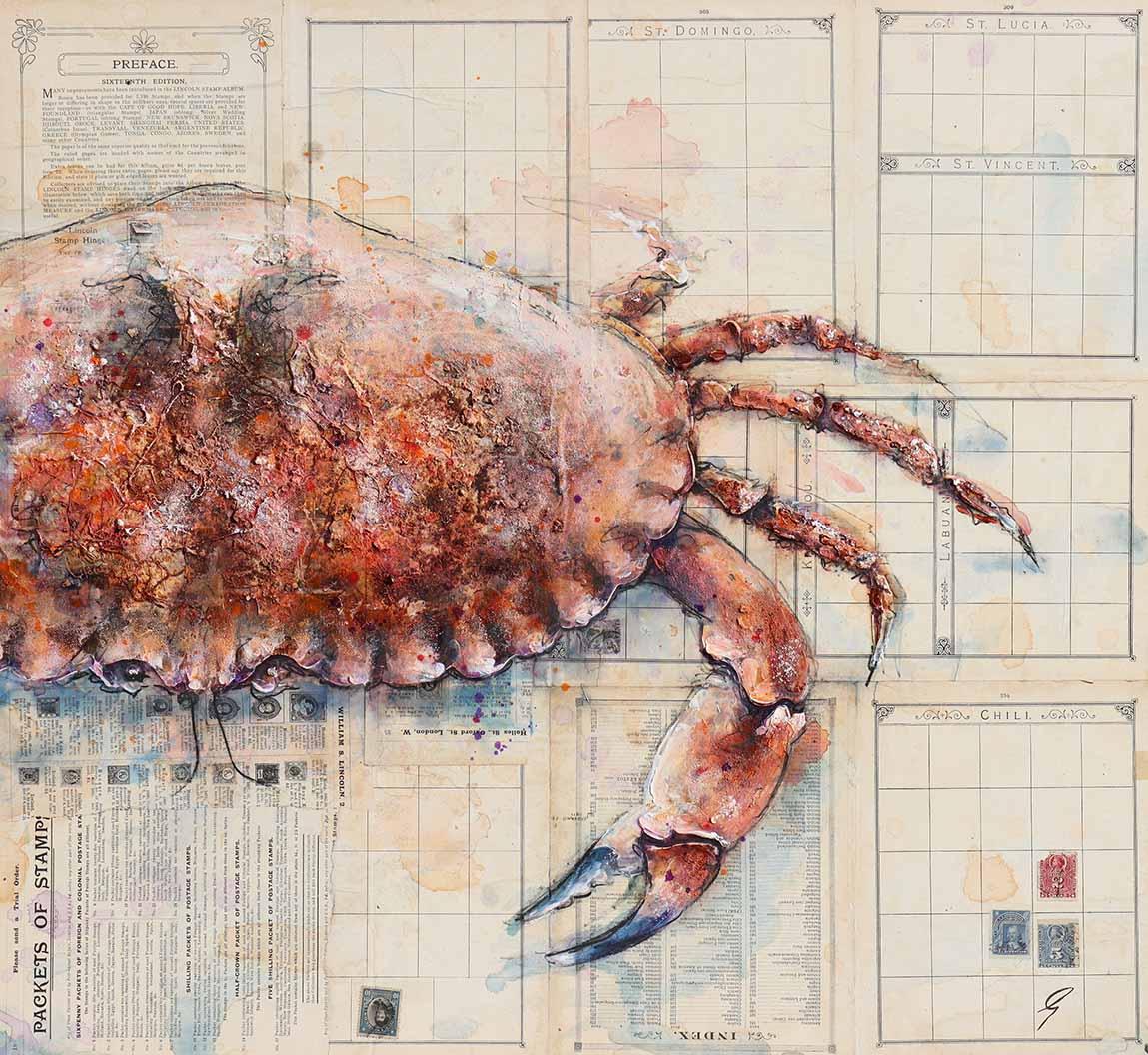Native Shore Crab
