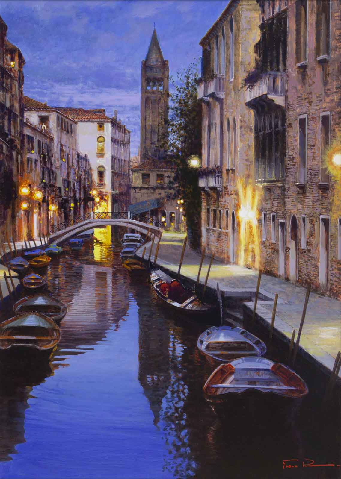 Venice Illuminated