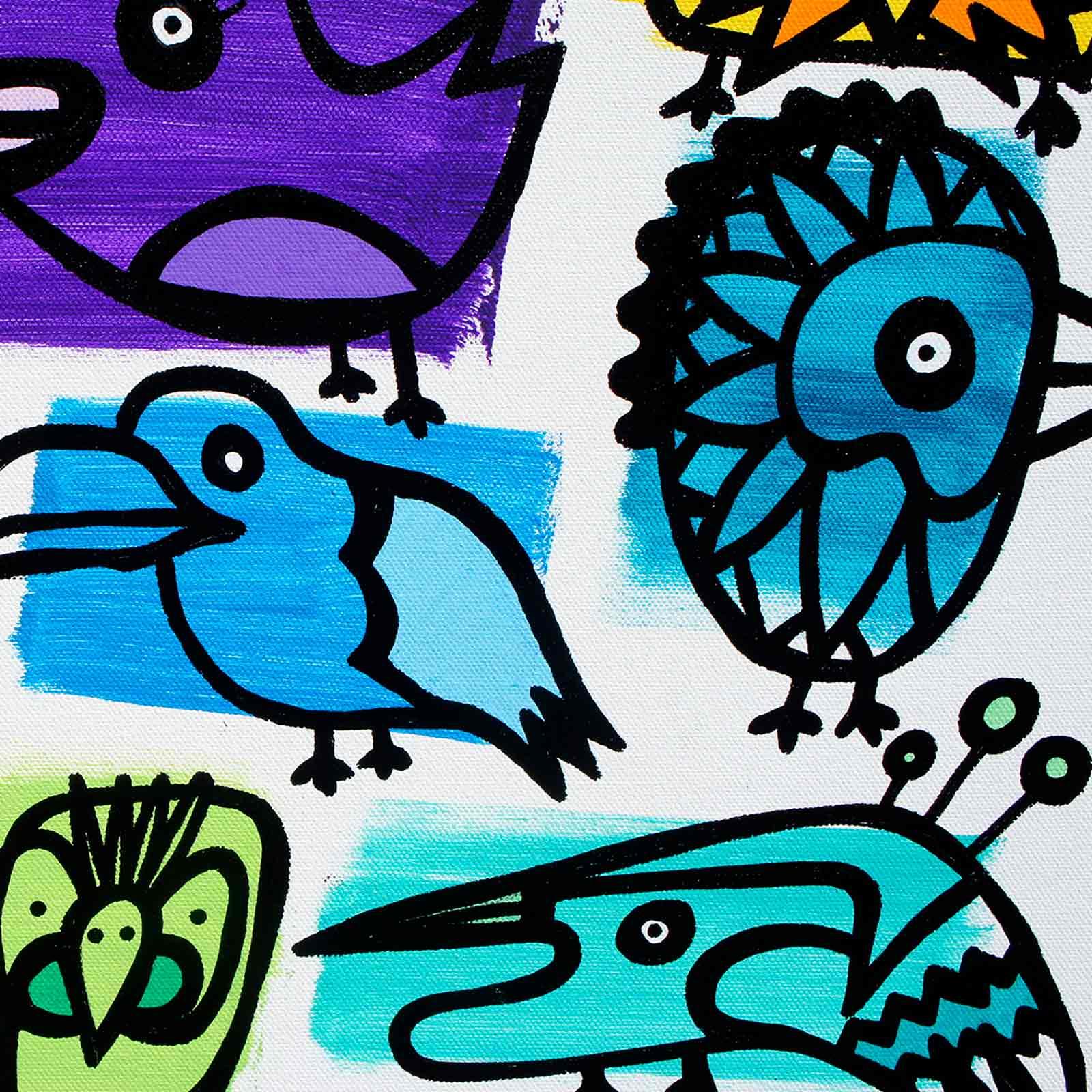 Bird Swatches