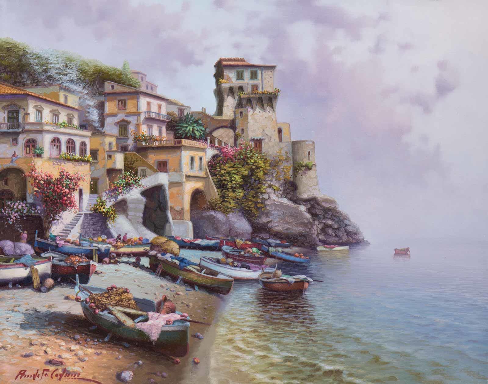 Cetara, Amalfi