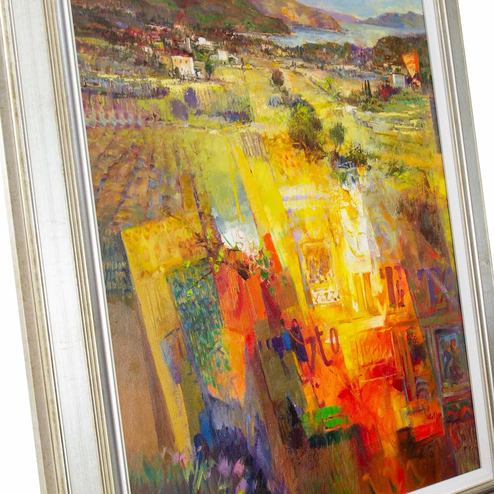 Colourful Tuscany