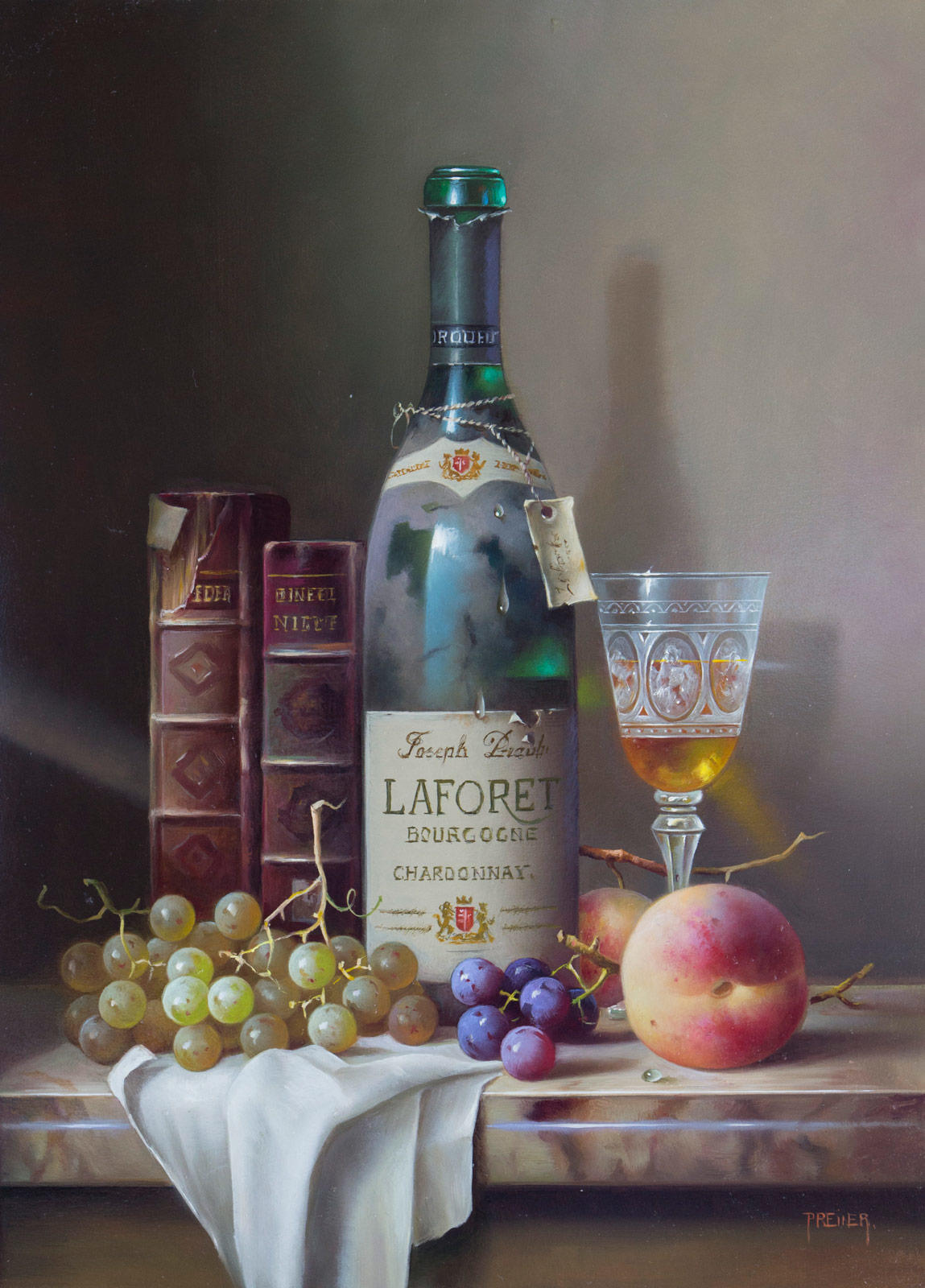 La Foret Chardonnay