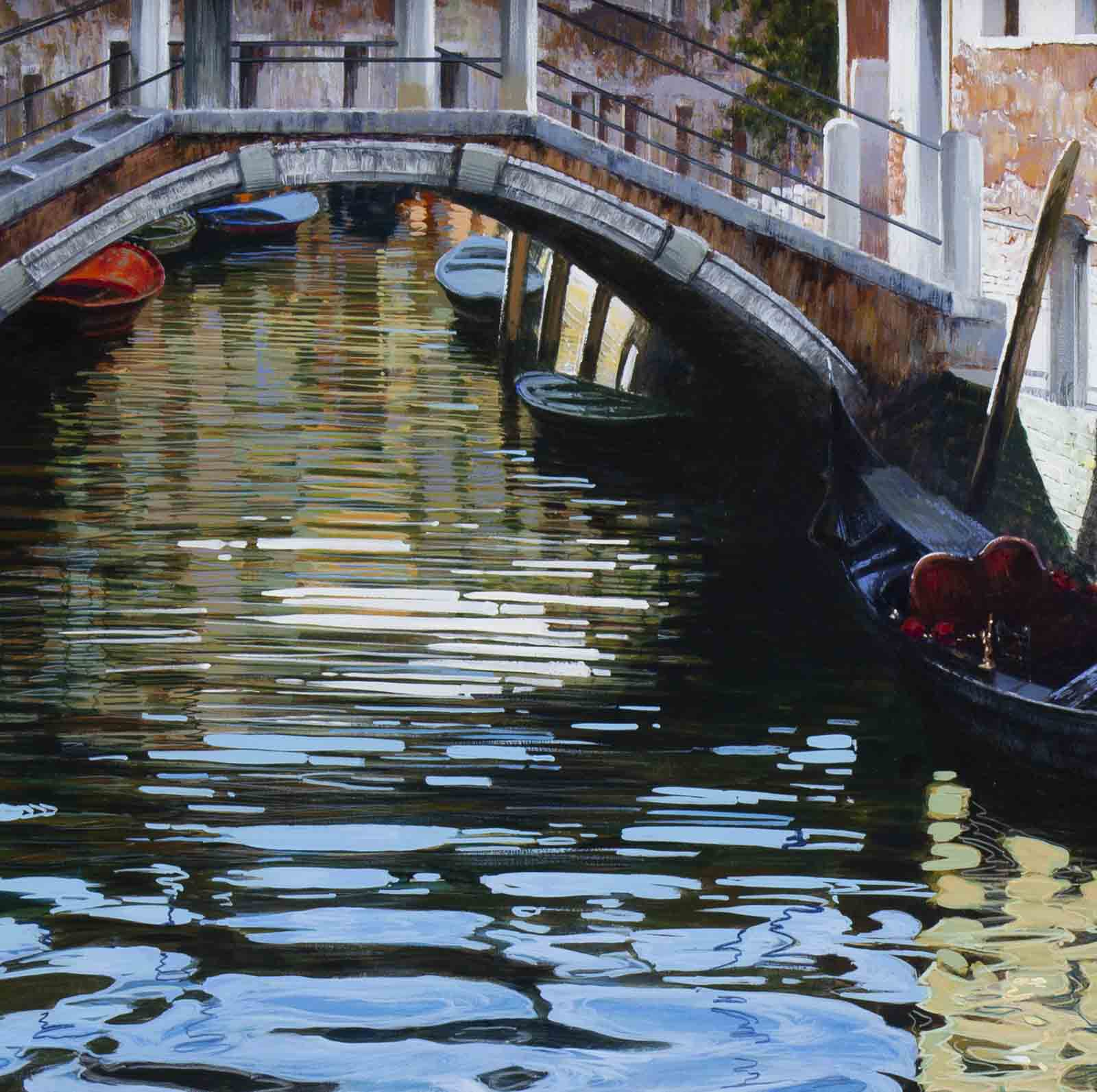 Reflections of Venice