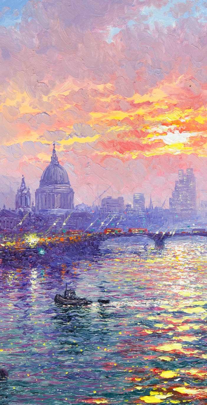 Thames Sparkle, London