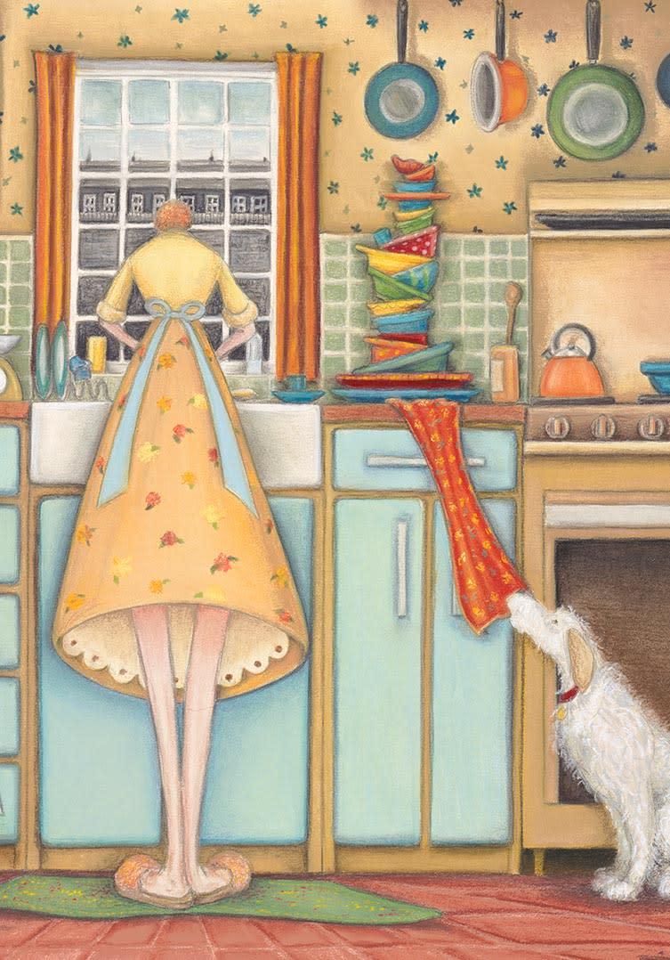 Another Kitchen Sink Drama
