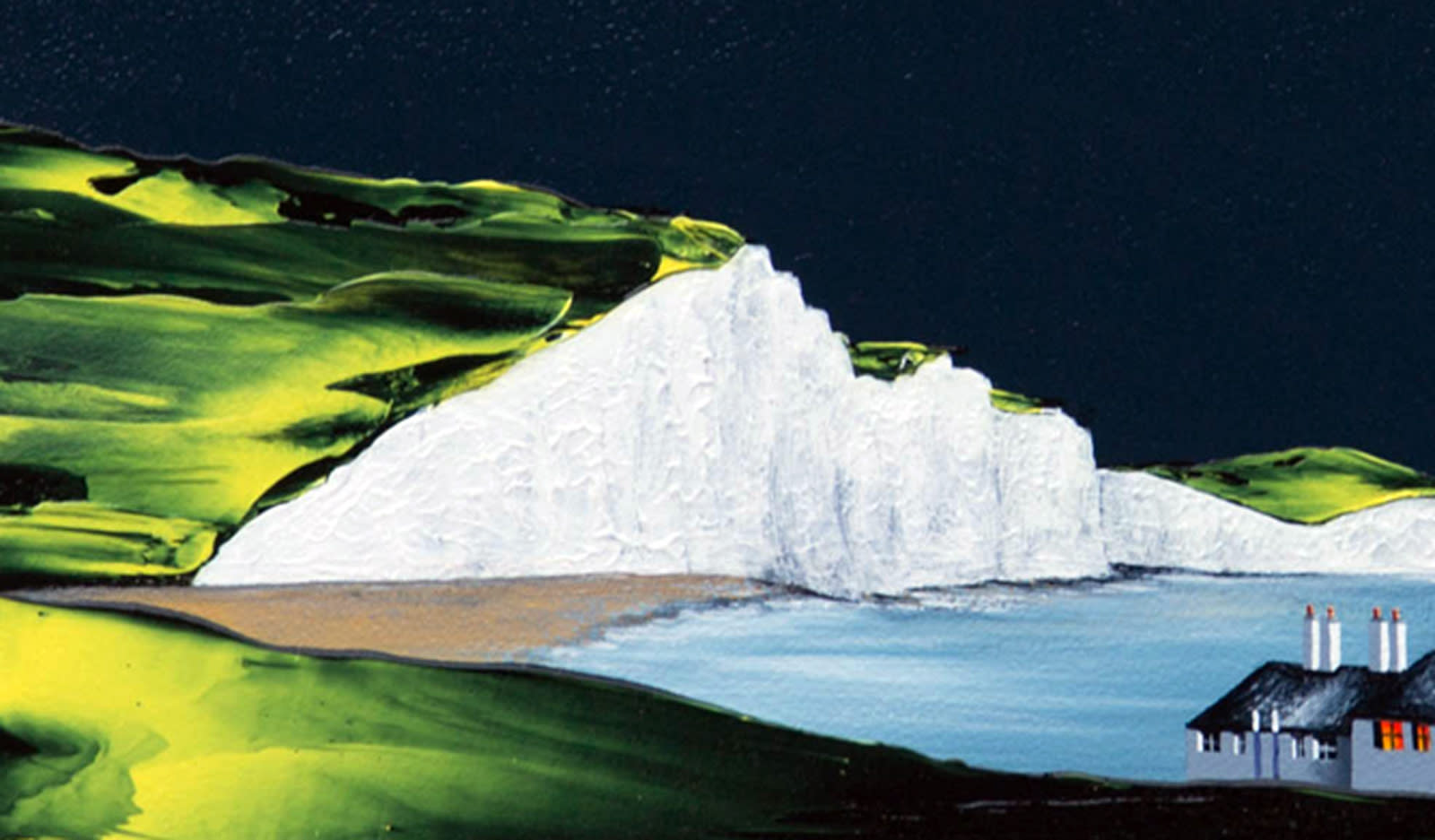 White Cliffs of Dover II