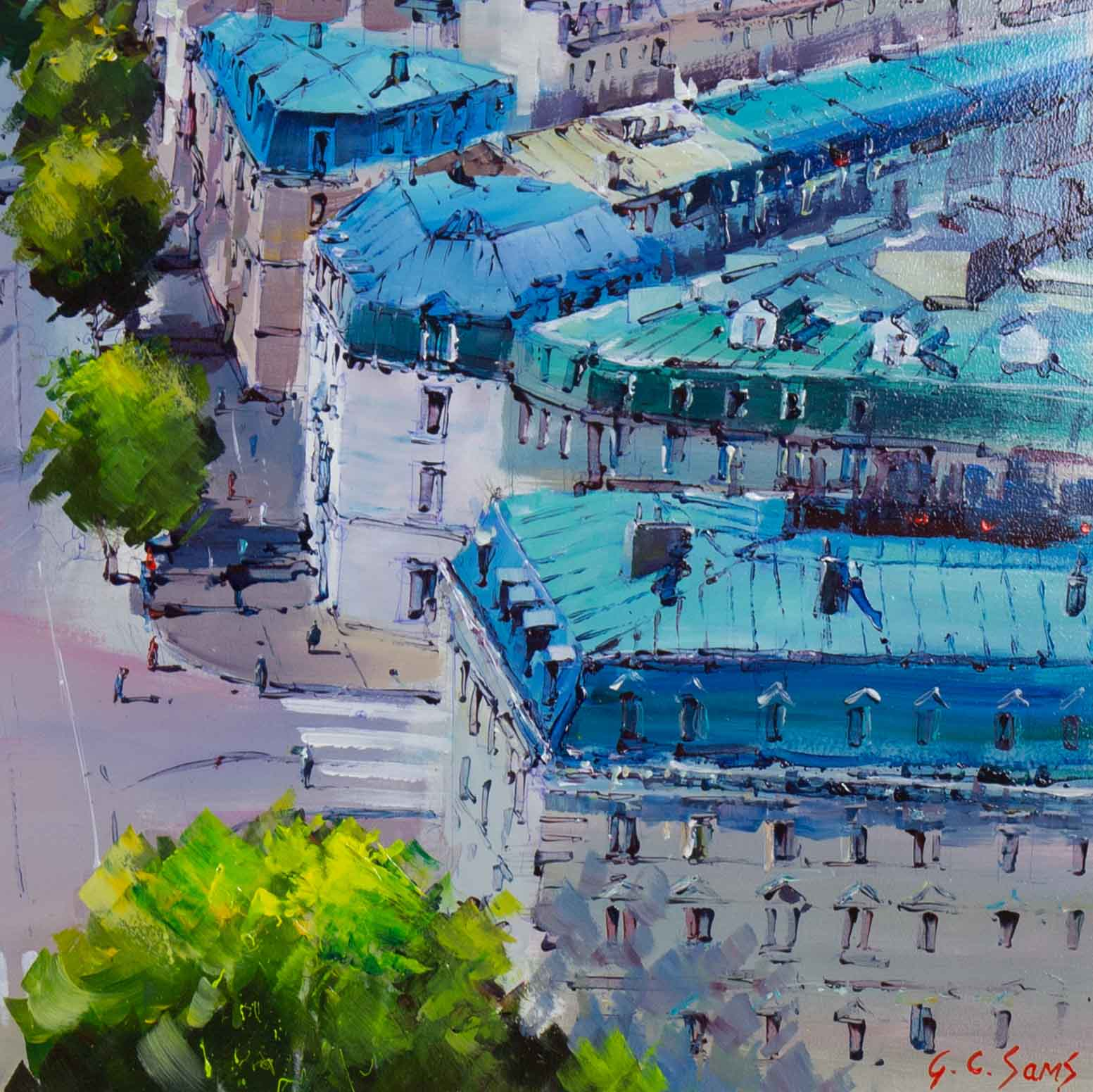 Parisian View