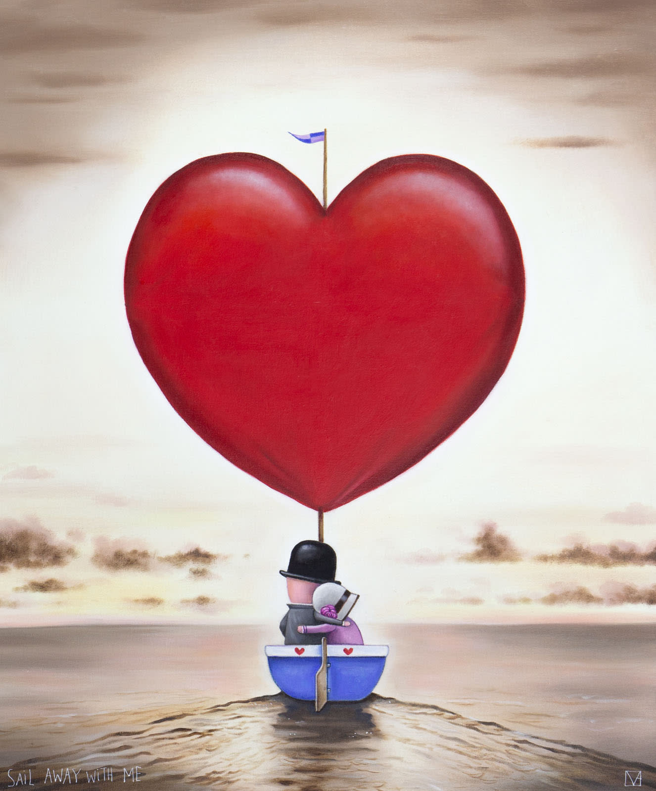 Sail Away With Me (Edition)