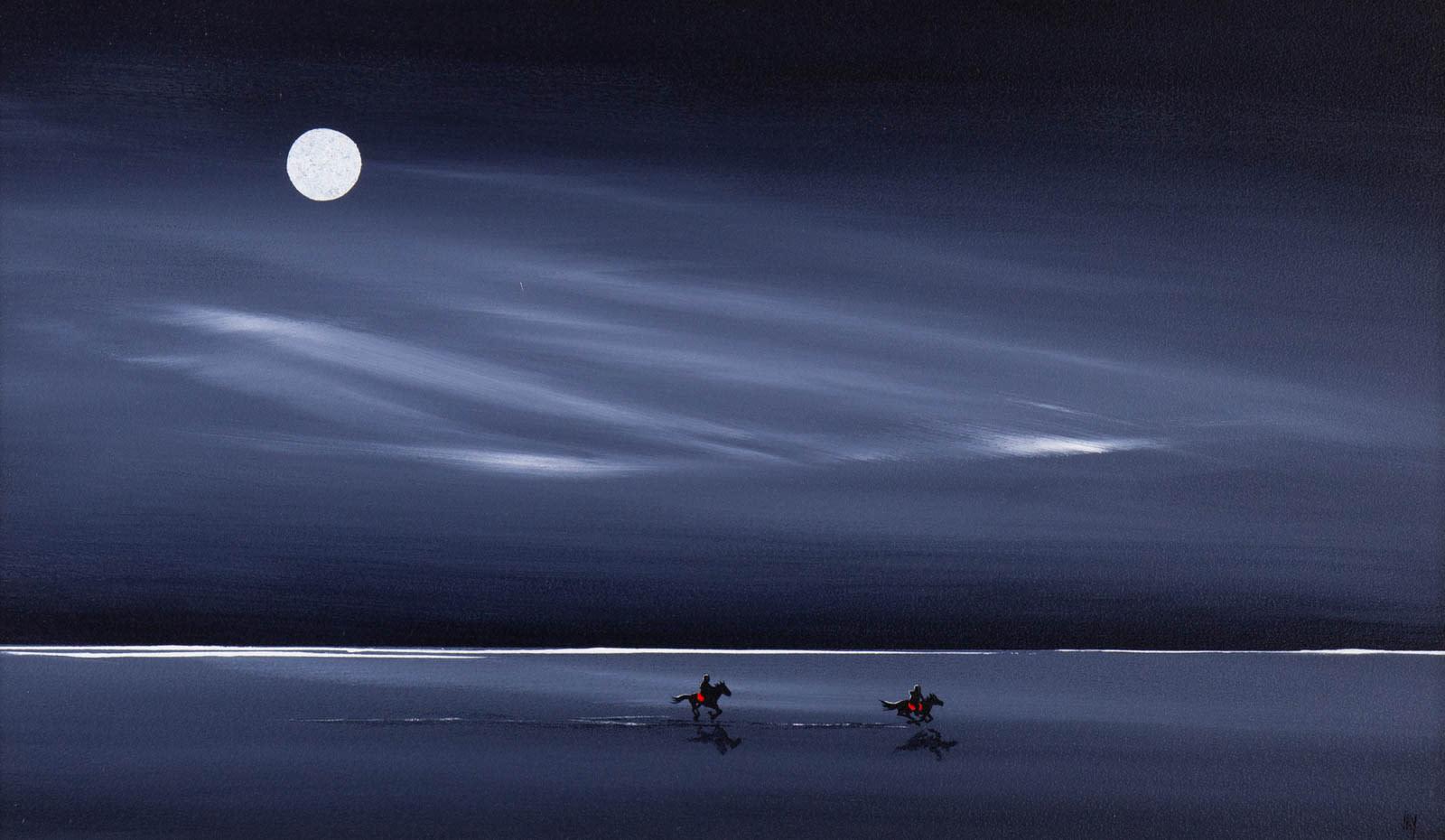 Galloping Through Dreams