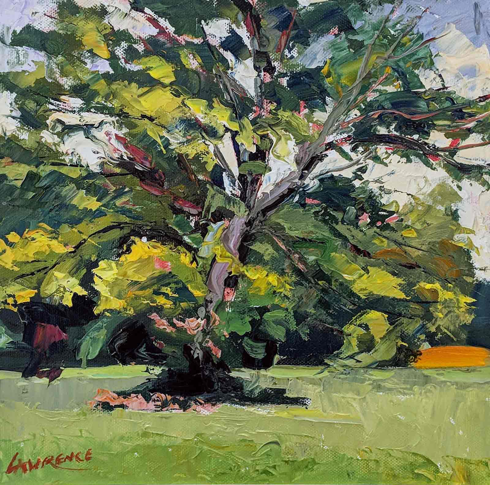 Oak Tree On the Turn, Alton