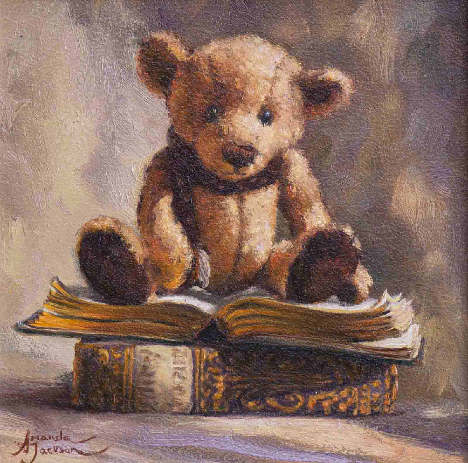 Bear's First Book