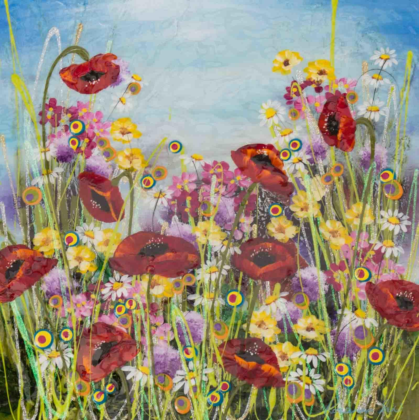 Poppy Meadow II