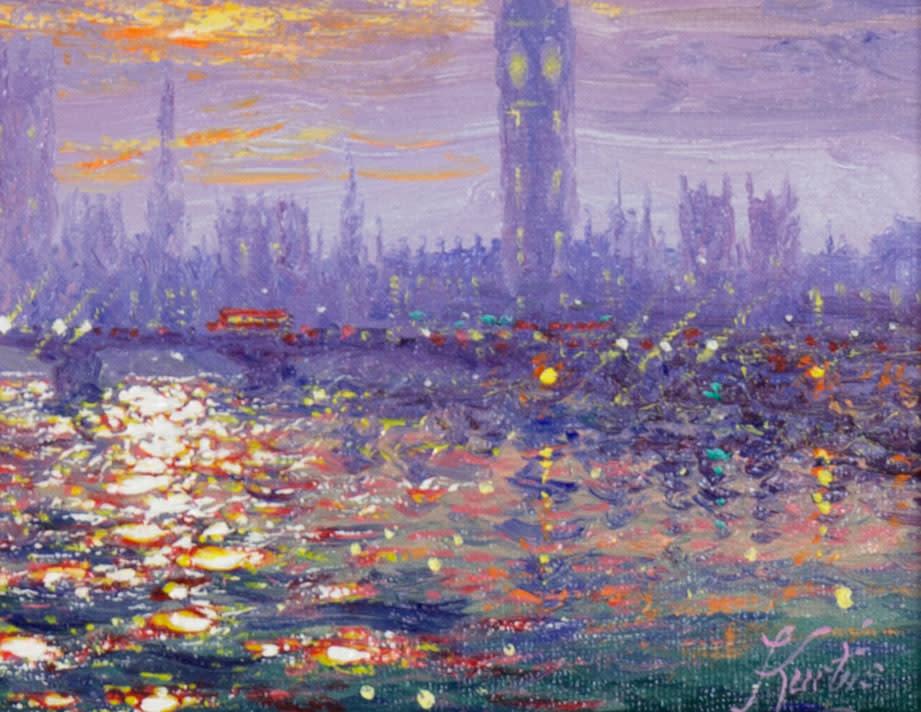 Westminster Sunrise