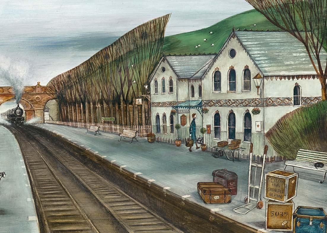 Rosehill Station