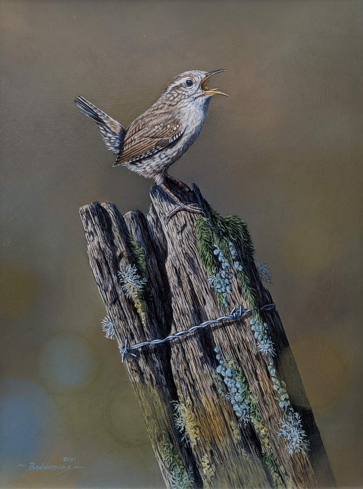 Singing Post