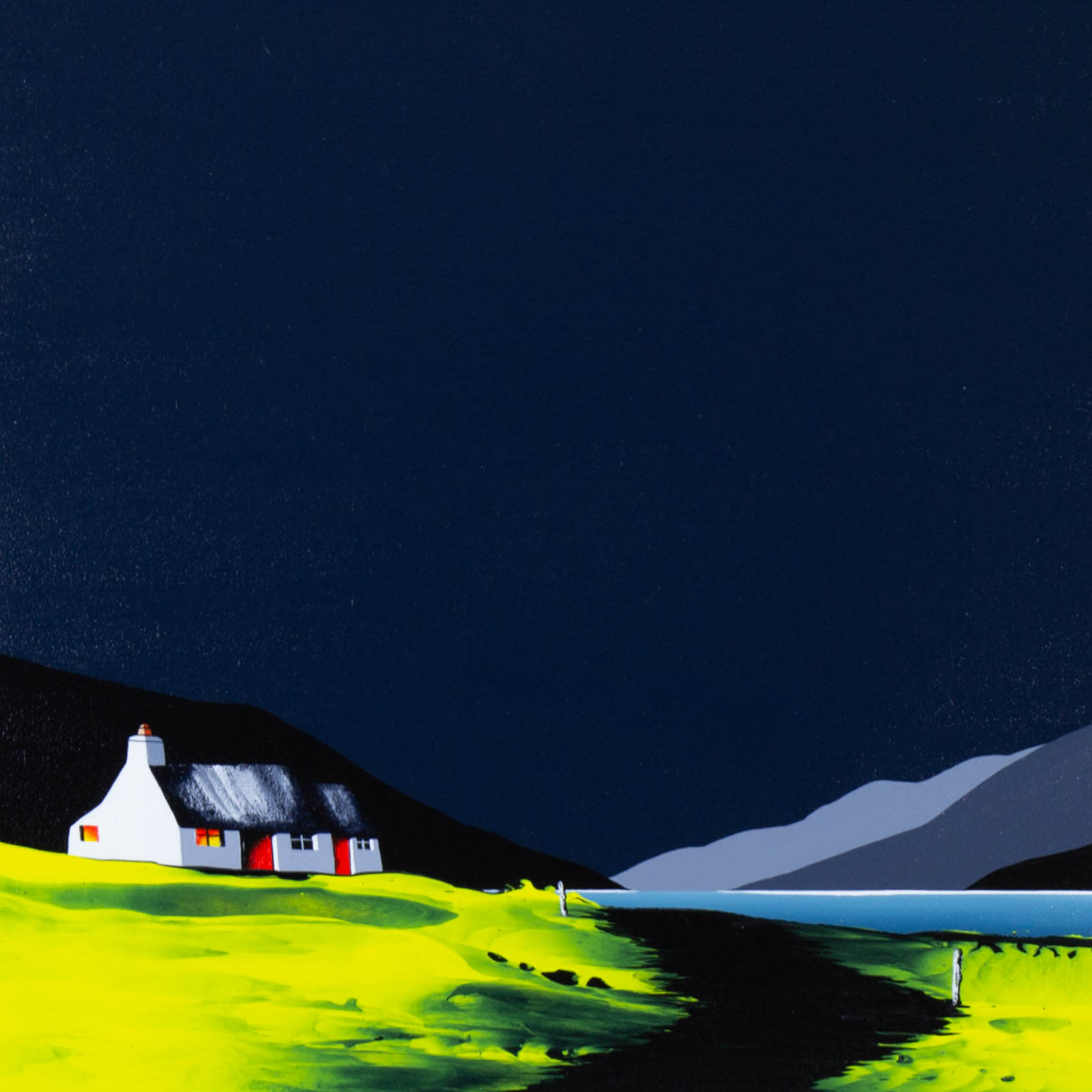 Midnight Cottage