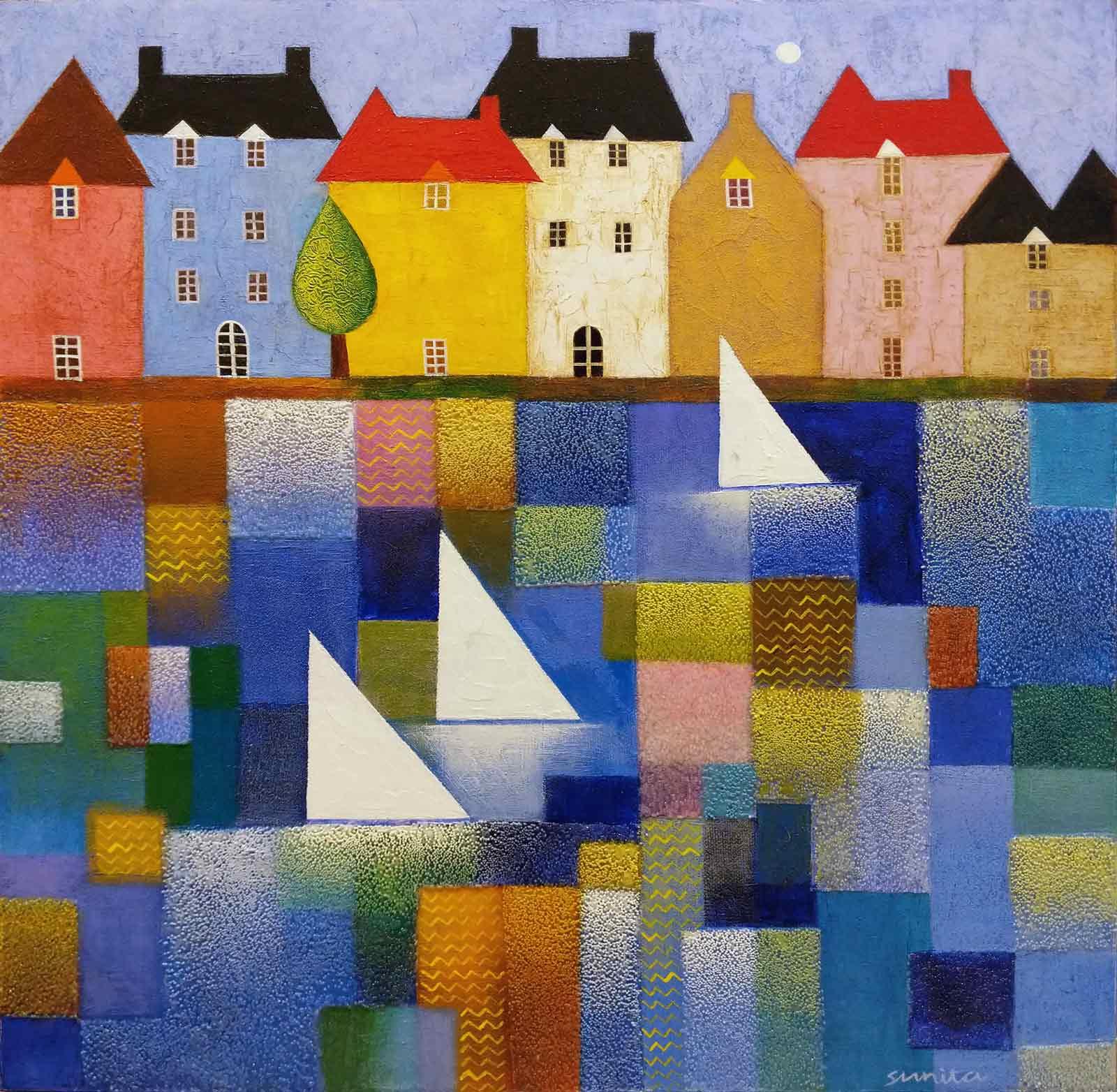 Sailing Town