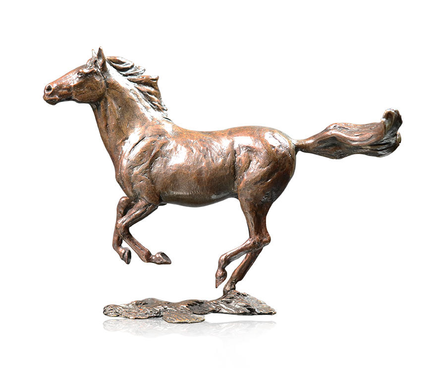 Liberty, Galloping Horse