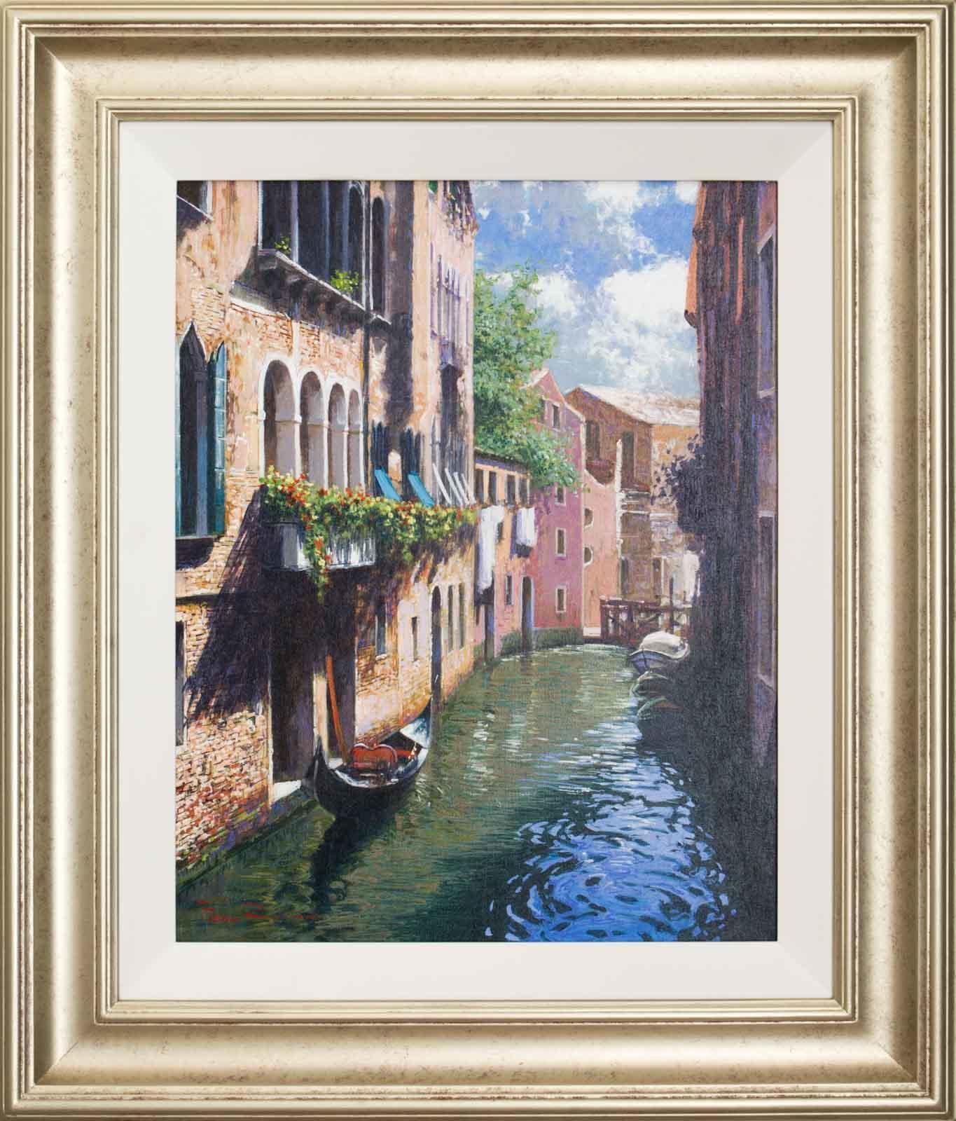 Venetian Canal I