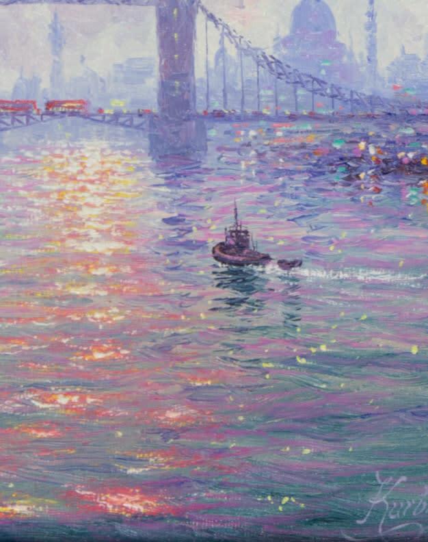 Morning Sparkle, Tower Bridge
