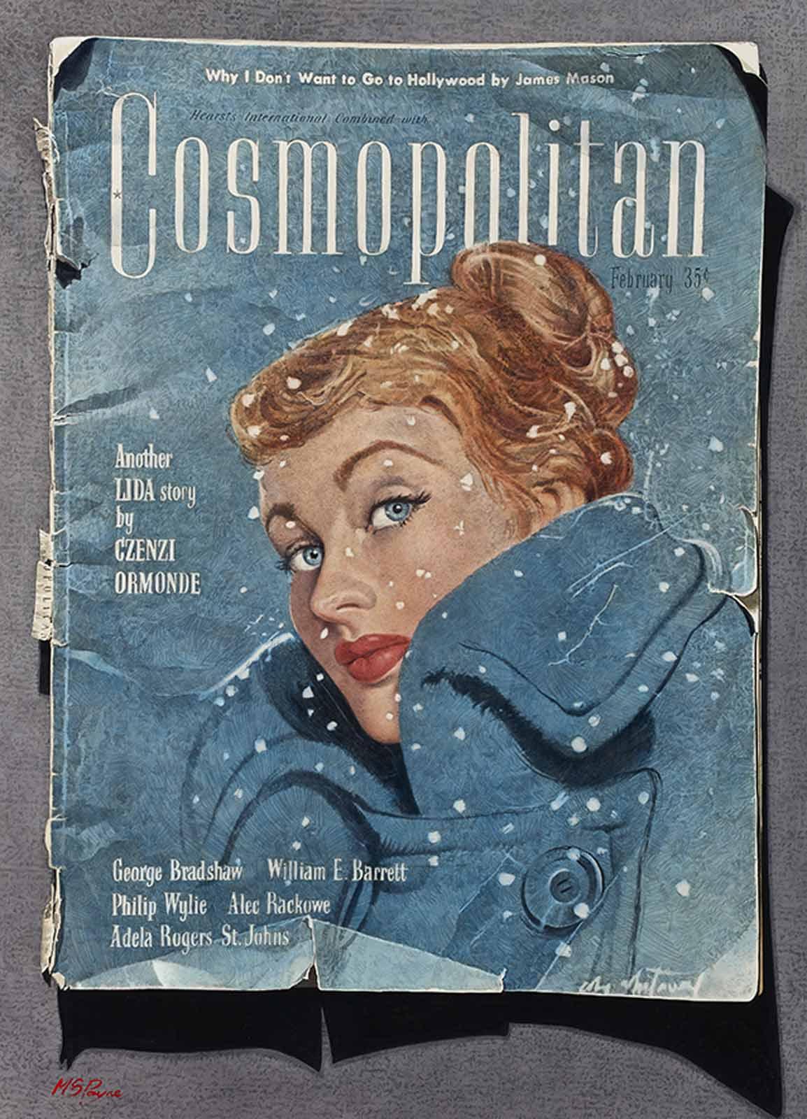 Cosmopolitan February 1948