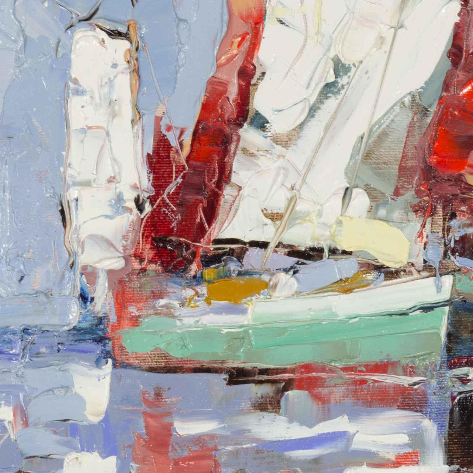 Sailing Study II