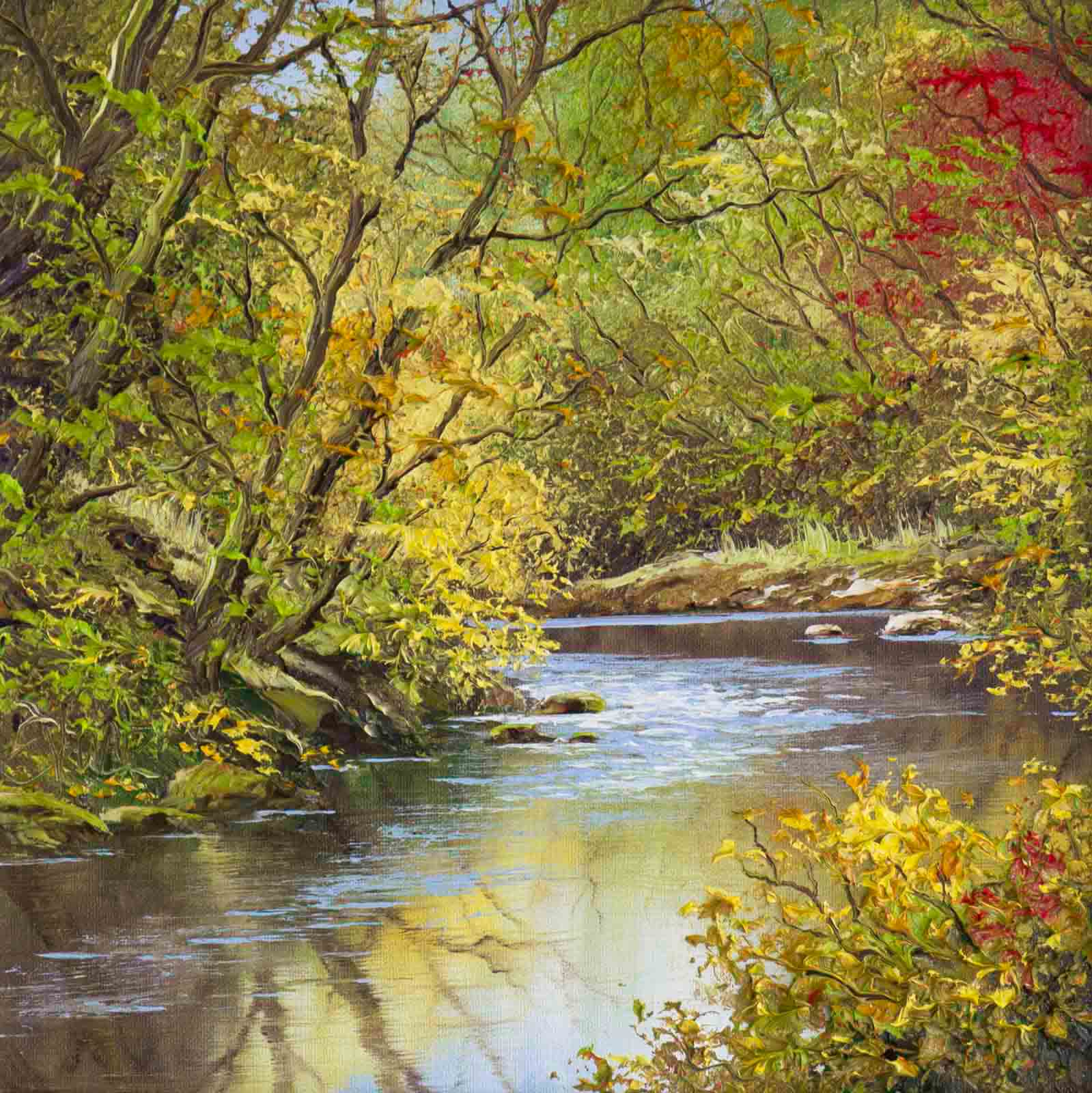 Autumnal Brook