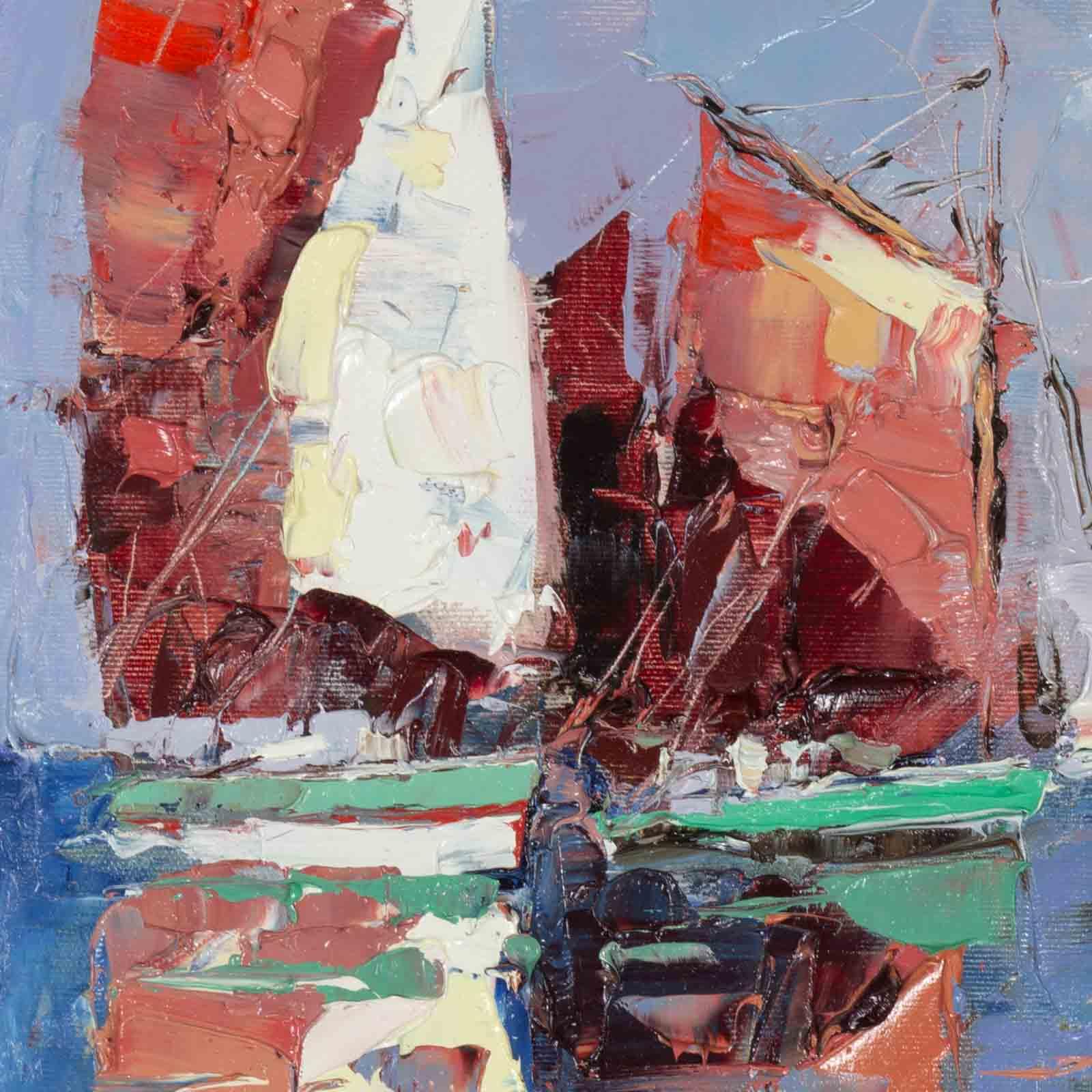 Sailing Study III