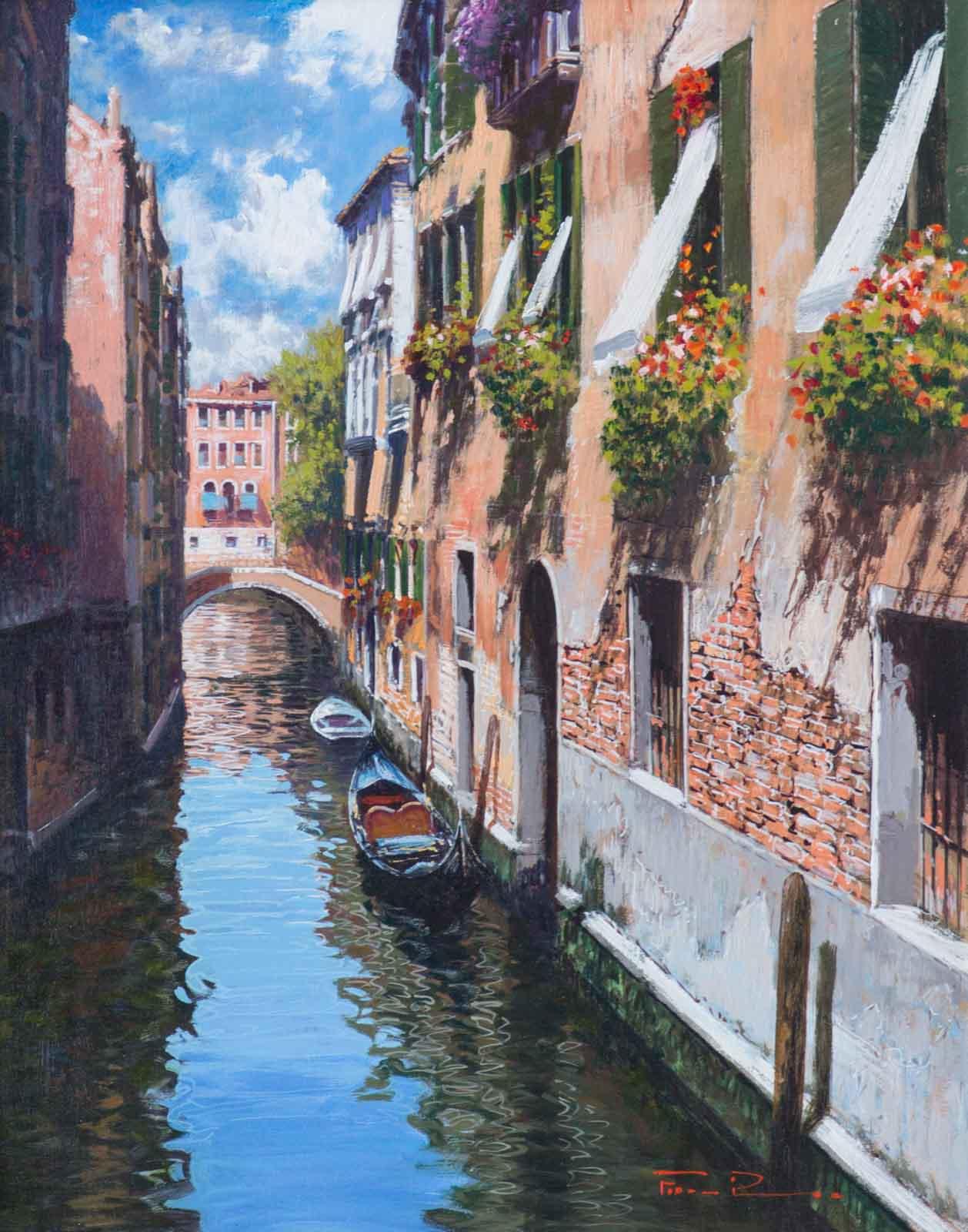 Charming Venice II