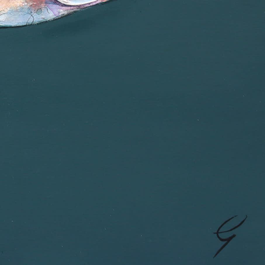 One Grey Sea Bream
