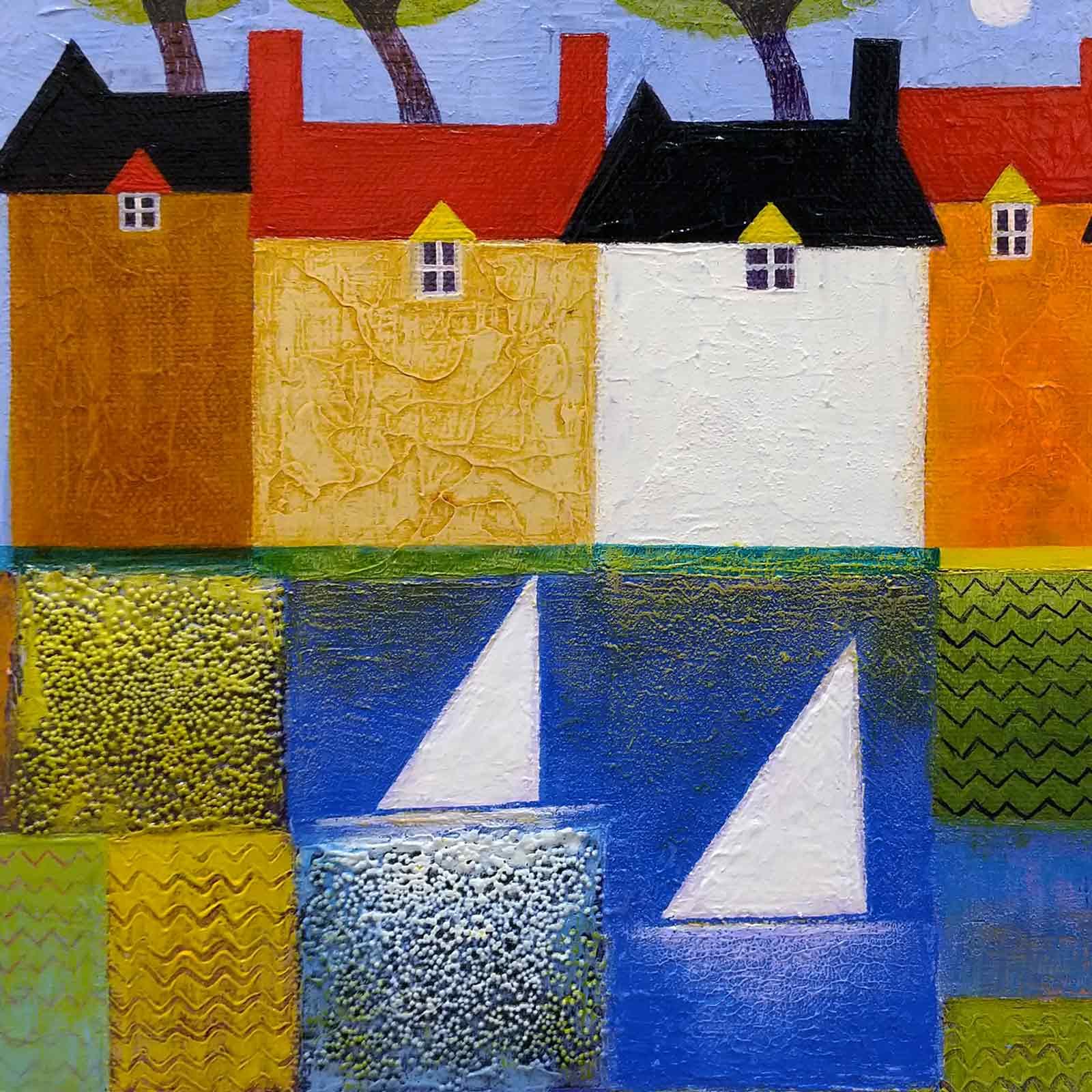 Sailing Town II