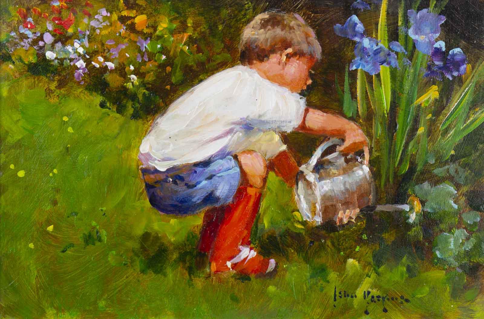 The Gardener's Assistant
