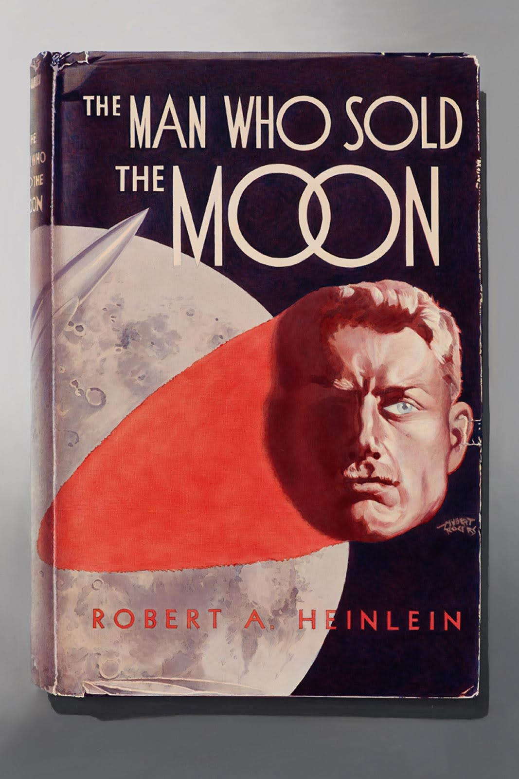 Man Who Sold The Moon