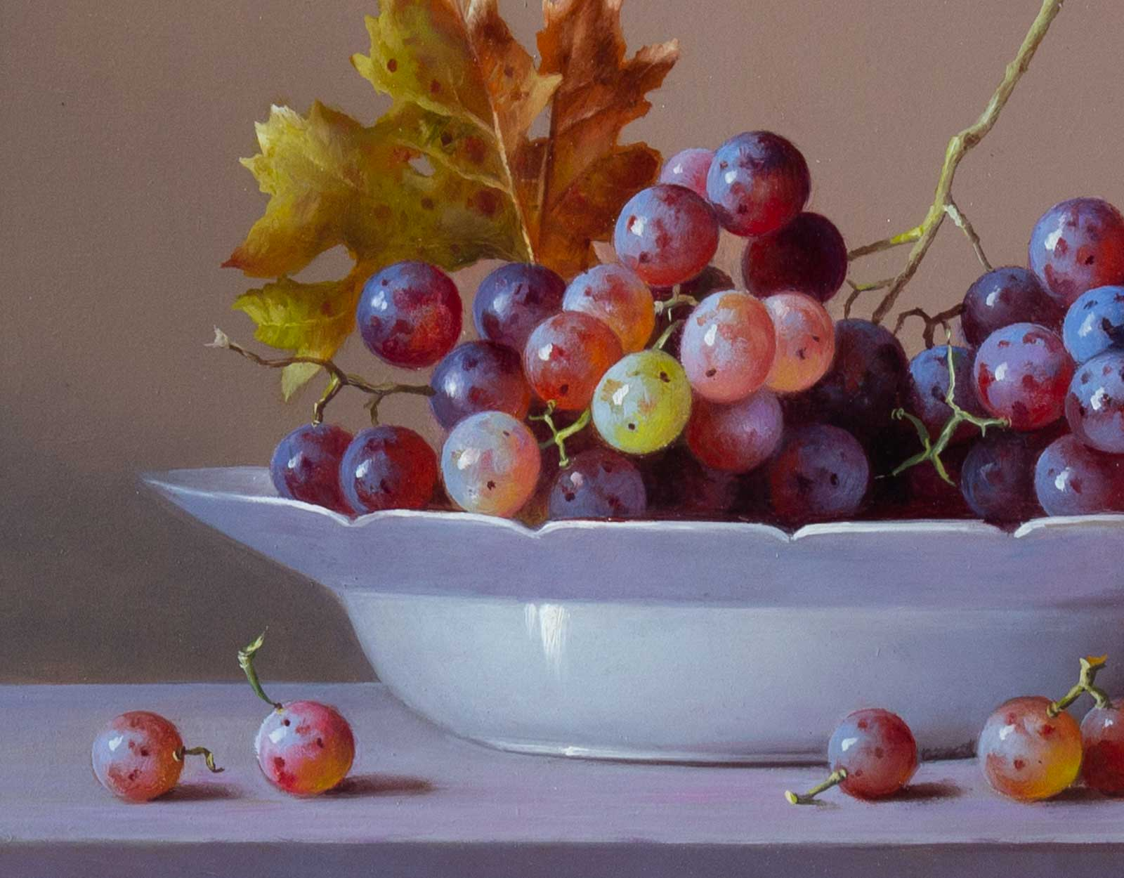 Grapes and Vine
