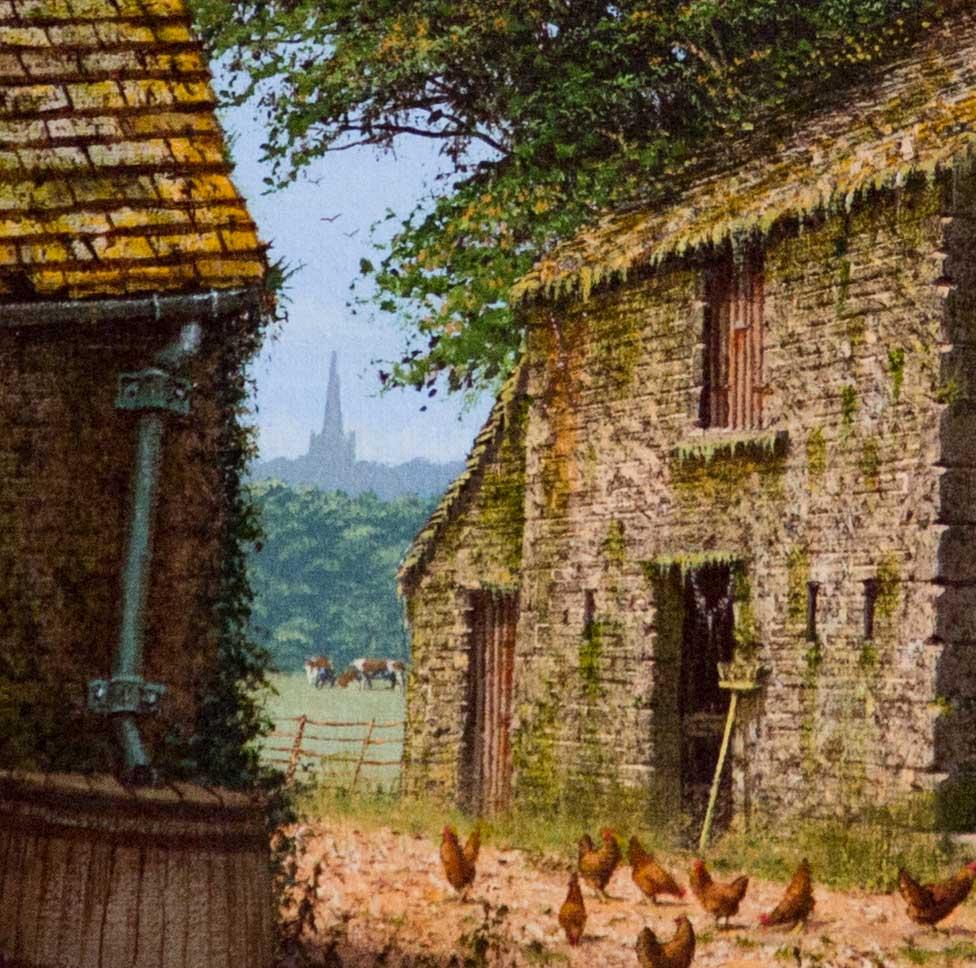 South Downs Barns