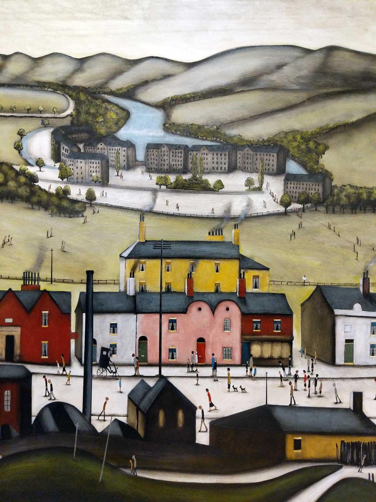 Glenmuir Factory, Lanark Commission