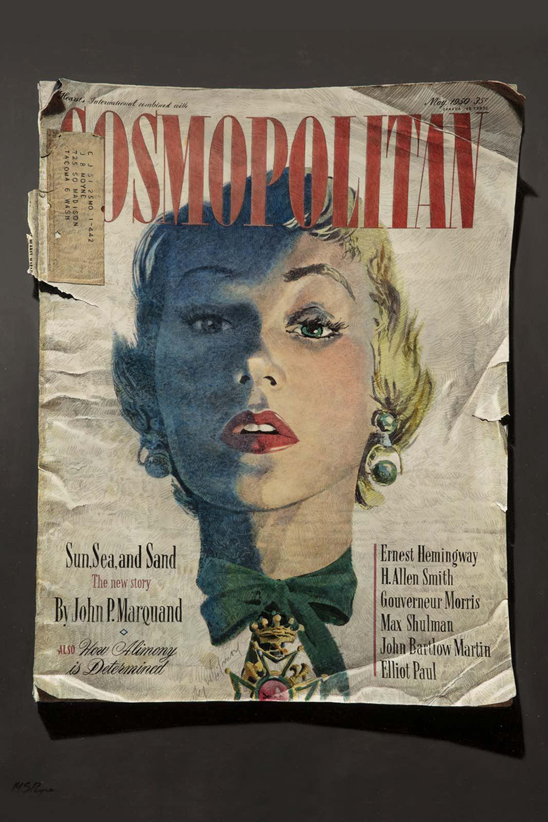 Cosmopolitan May 1950
