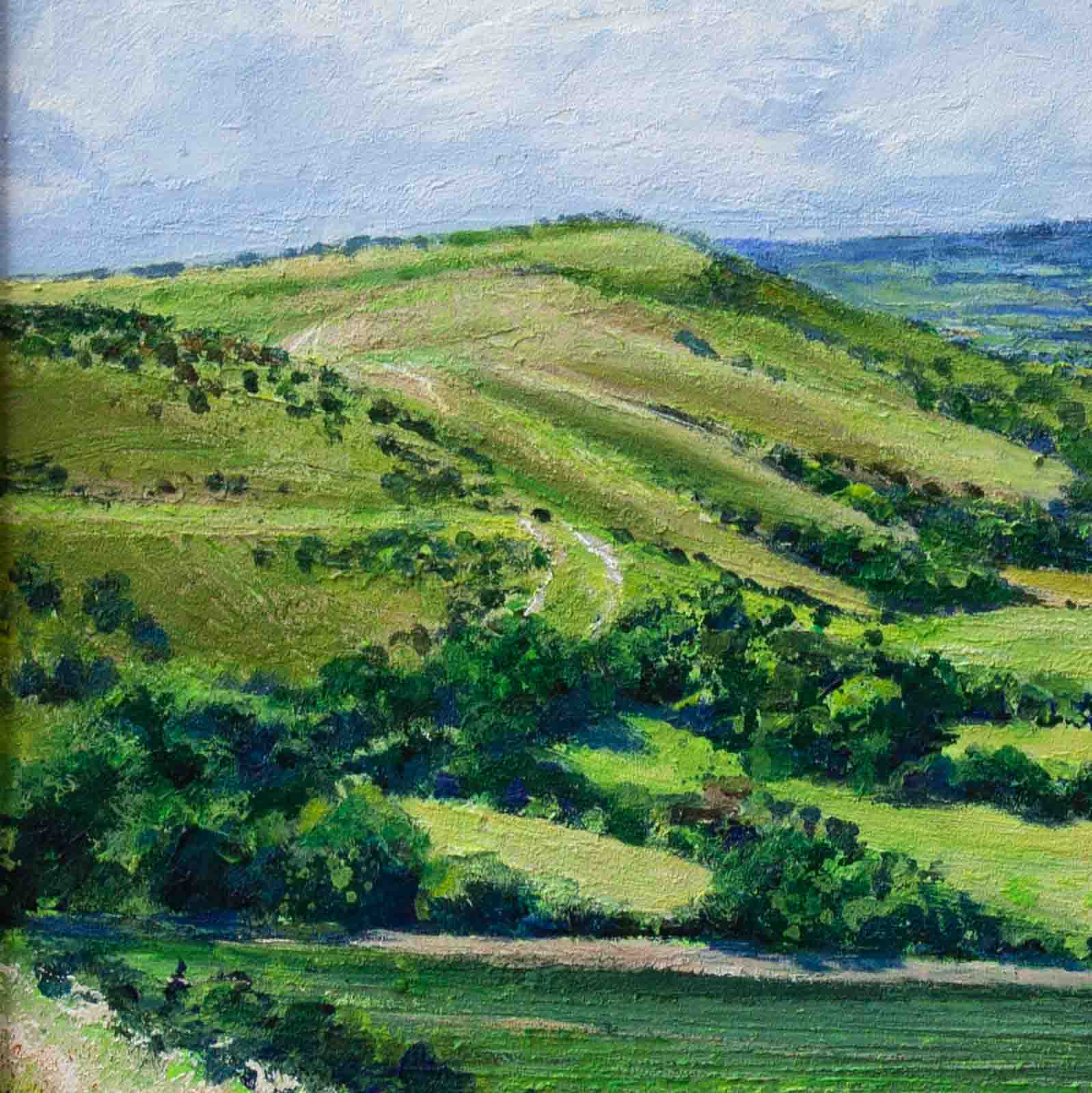 Summer Across Devil's Dyke