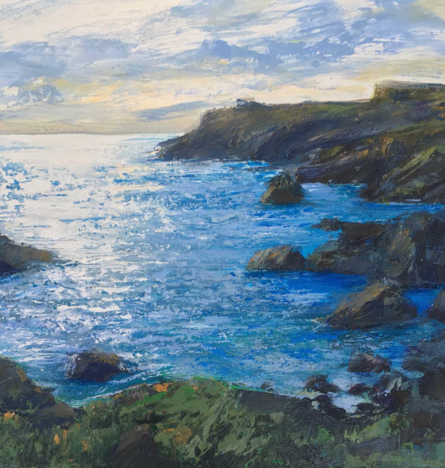 Into the Bay, Kynance